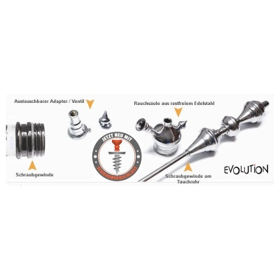 Aladin Shisha Koufy L Evolution - purple