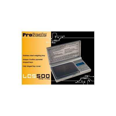 Proscale LCS500 0,1g Digitalwaage