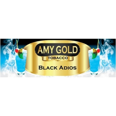Amy-Gold Black-Adios 200g