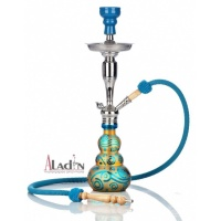 Shisha Loop Evolution S in türkis/gold