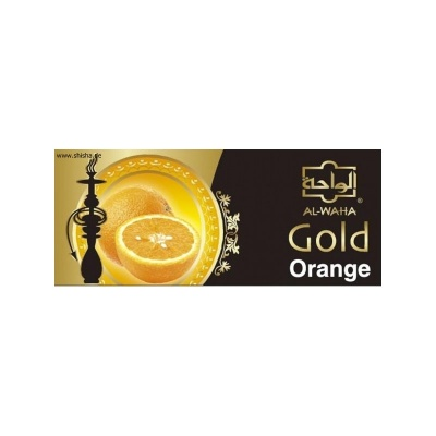 Al Waha Gold Orange Tabak 200g