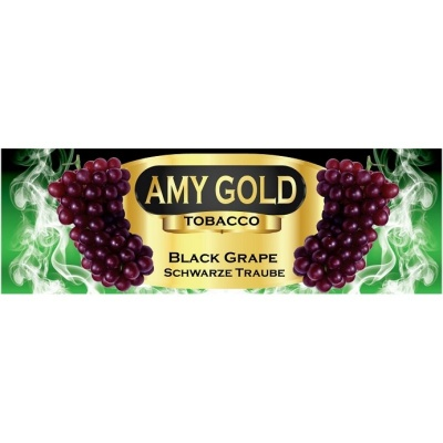 Amy-Gold Black-Grape 200g