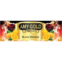 Amy-Gold Black-Orange 200g