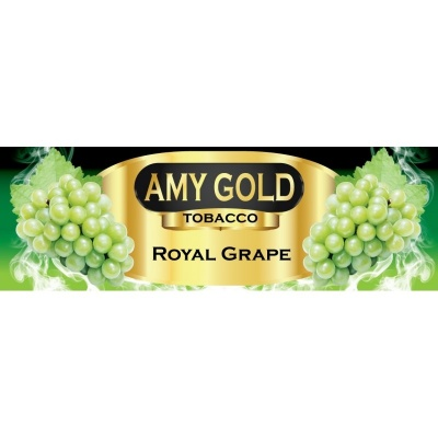 Amy-Gold Royal-Grape 200g