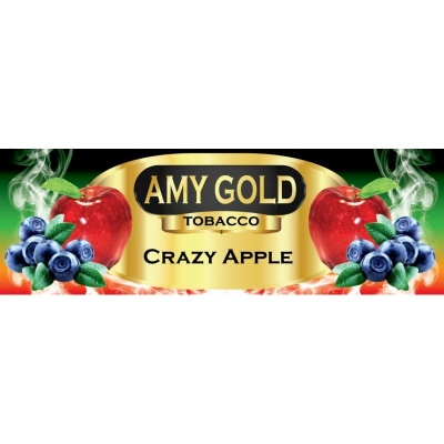 Amy-Gold Crazy-Apple  200g