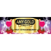 Amy-Gold Hot-Strawberry  200g