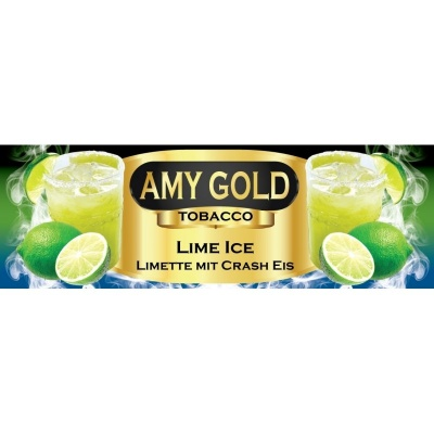 Amy-Gold Lime-Ice 200g
