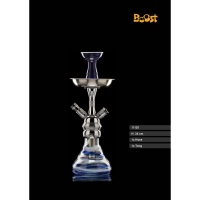 Boost Shisha - Blue Transparent Vipe 360