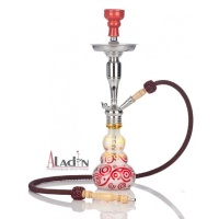 Aladin Shisha Loop S Evolution - rot
