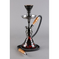 Shisha PN330 Red Temptation Dark Chrome