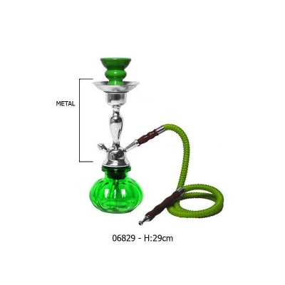 Pumpkin Hookah Green Color