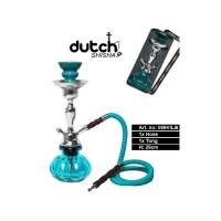 DUTCH Pumpkin Hookahs Tin Single Light Blue