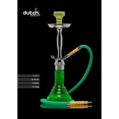 Dutch Shisha - Green Sand 490