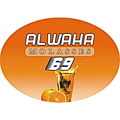 Al Waha 69 Orange Tabak 200g