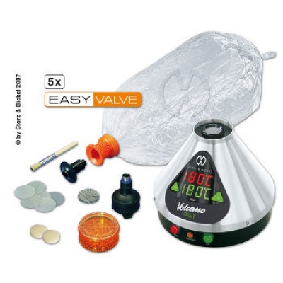 Volcano Digital mit Easy Valve Set